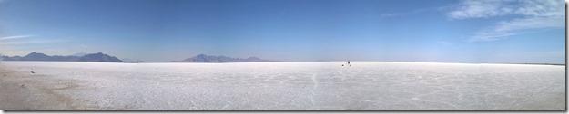 Bonneville Salt Flats Stitch