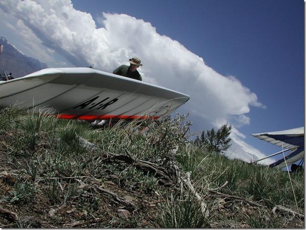 Hang Gliding Equipment | A Seasonal Commute